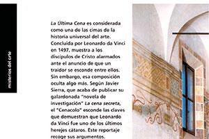 Leonardo el último Cátaro