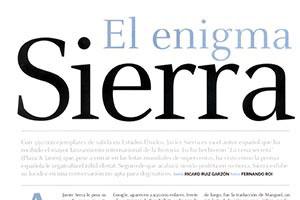 El enigma Sierra