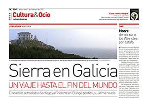 Sierra en Galicia