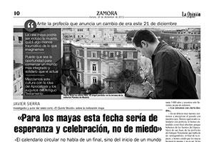 Para los mayas esta fecha sería de esperanza y celebración no de miedo