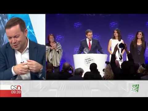 Canal Sur Noticias - Entrevista a Cristina López Barrio y Javier Sierra
