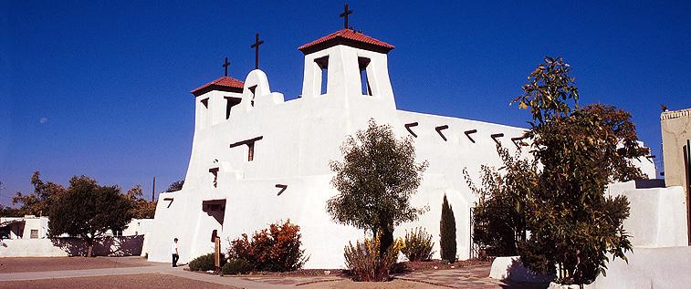 Antigua Misión de San Antonio