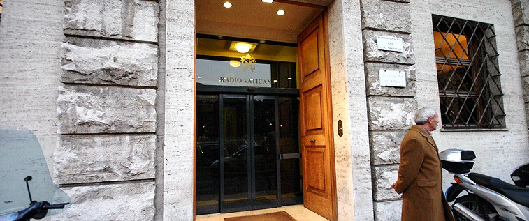 Estudios de Radio Vaticana