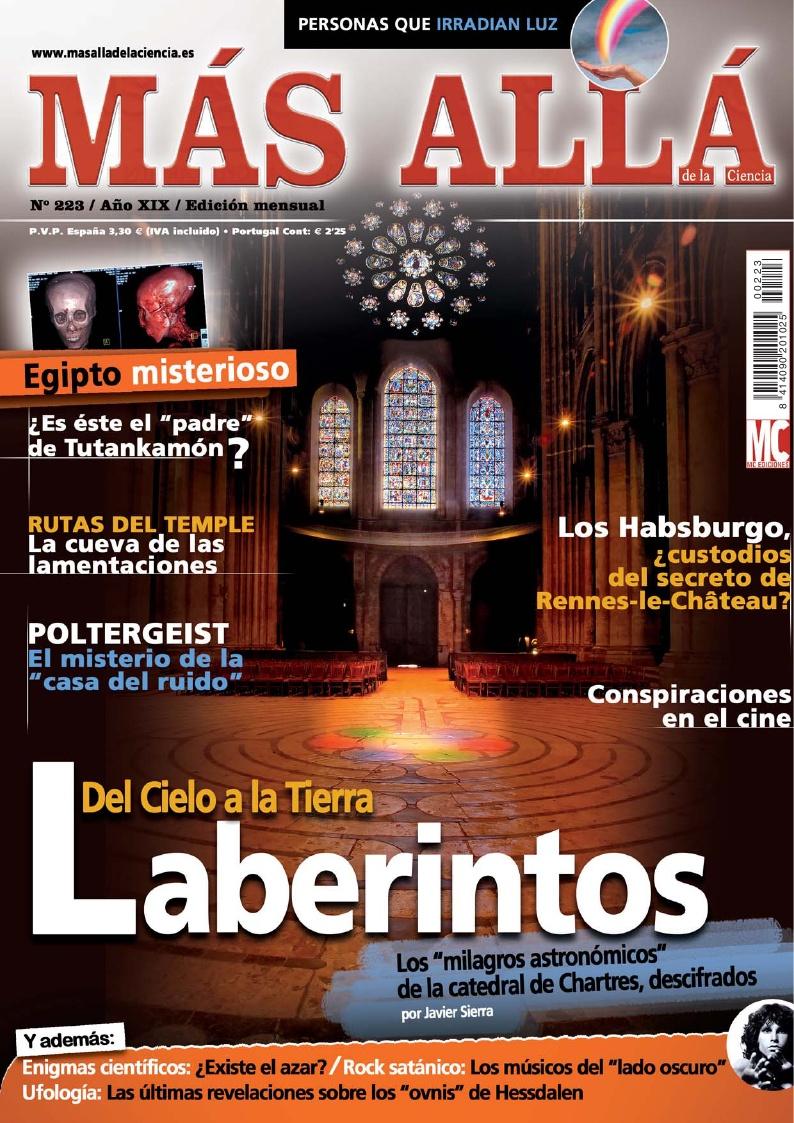 20070900 MÁS ALLÁ Laberintos