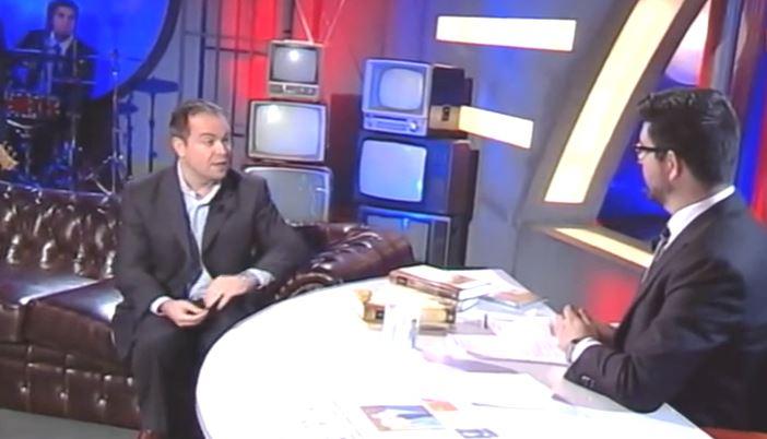 CANALSUR - La Semana Más Larga - P090 Entrevista con Javier Sierra