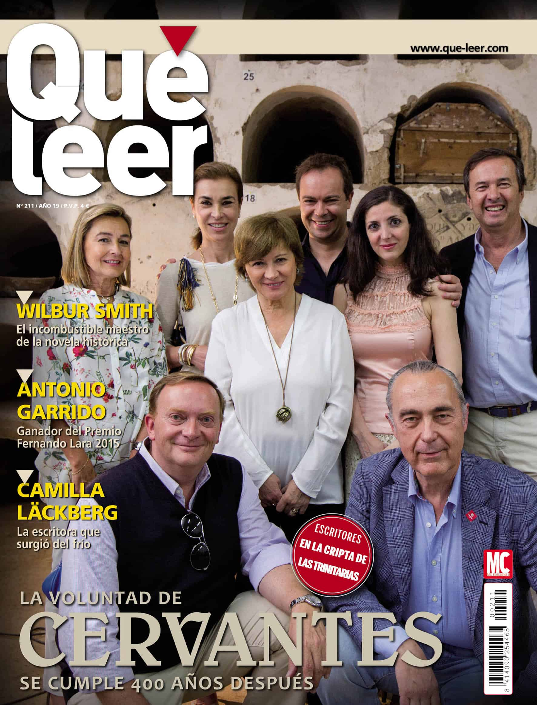 Revista Qué Leer 2015