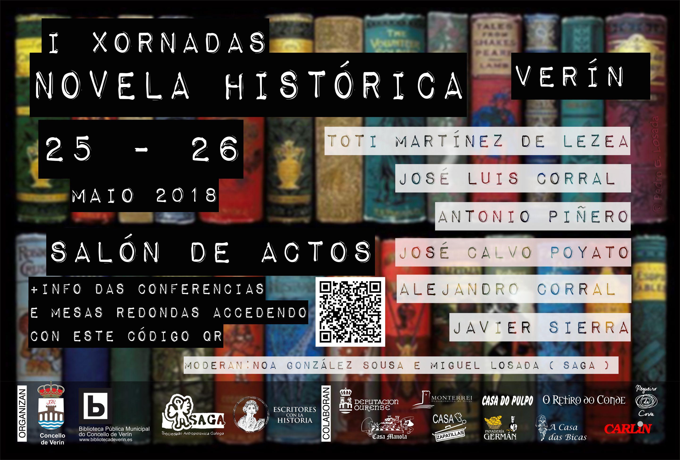 I Xornadas Novela Histórica