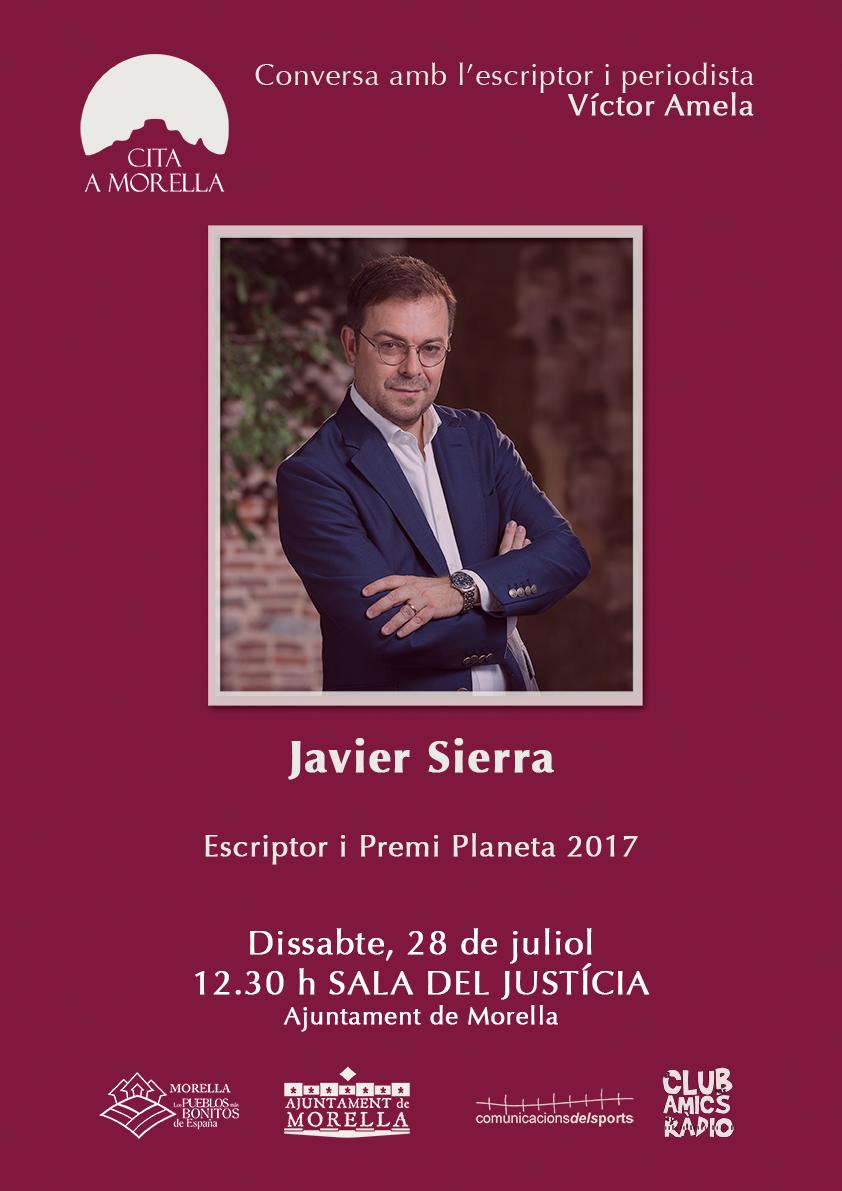 Firma Morella Javier Sierra