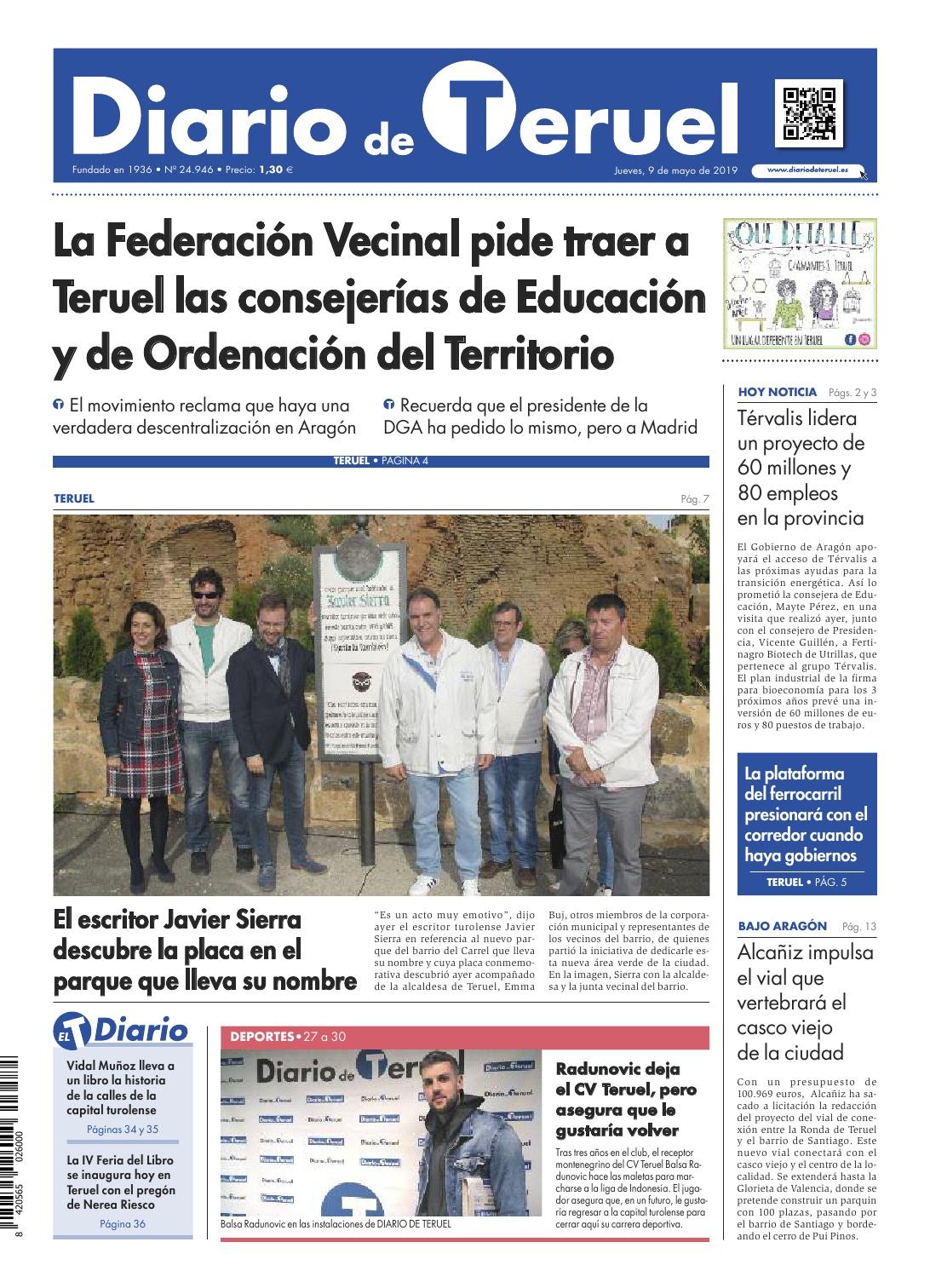 20190601 DOSSIER Parque Javier Sierra