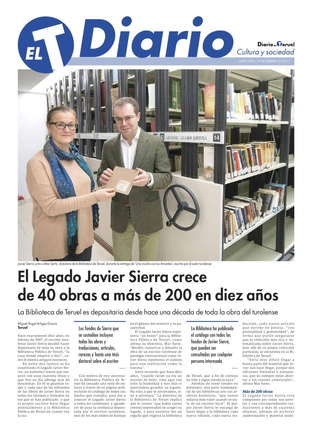 20191010 Legado Javier Sierra v5