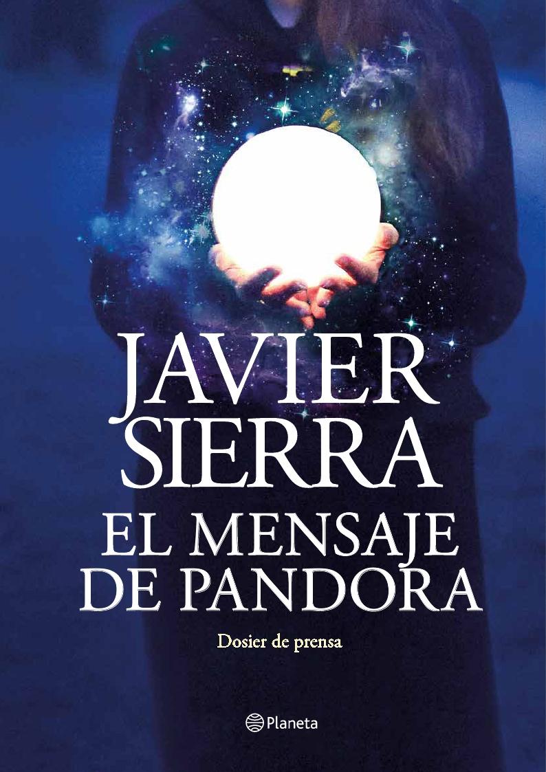 20200622 DOSSIER PRENSA El Mensaje de Pandora