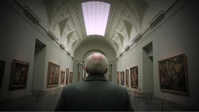 El Maestro del Prado (Booktrailer)