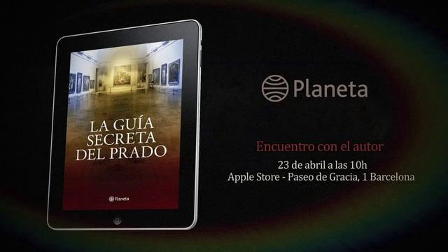 Encuentro con el autor - Apple Store