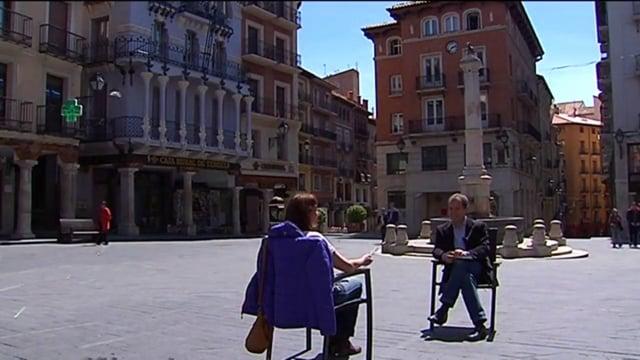 RTVE - Presentación El Maestro del Prado en Teruel