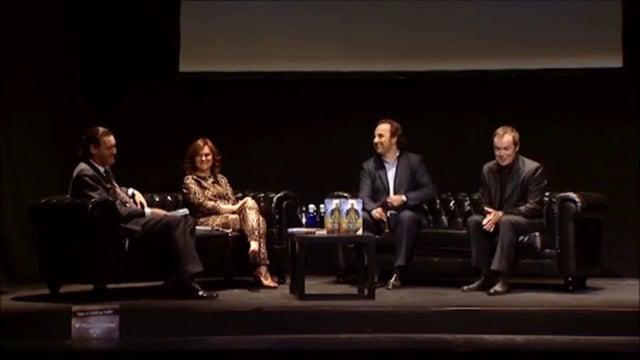 JavierSierra.com Presentación El Maestro del Prado en el Teatro Lara