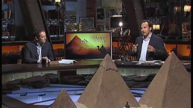 Cuatro - Cuarto Milenio - La Pirámide Inmortal