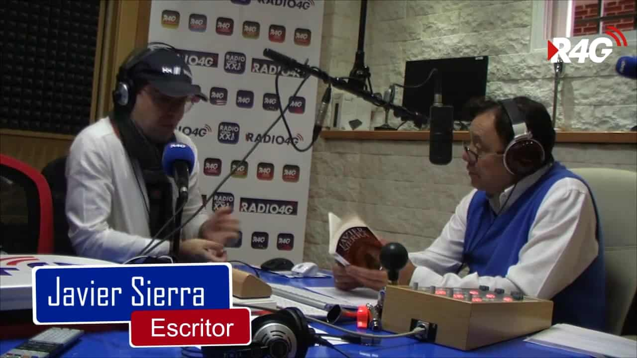 Radio4G – La Jungla 4.0 – Entrevista a Javier Sierra