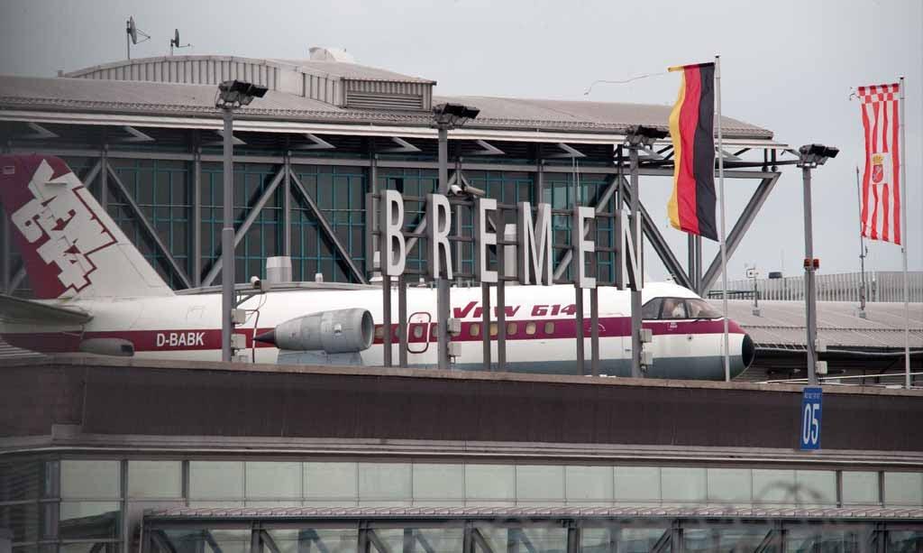 Aeropuerto de Bremen (Alemania)