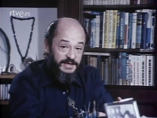 RTVE - Más Allá - Antonio Ribera