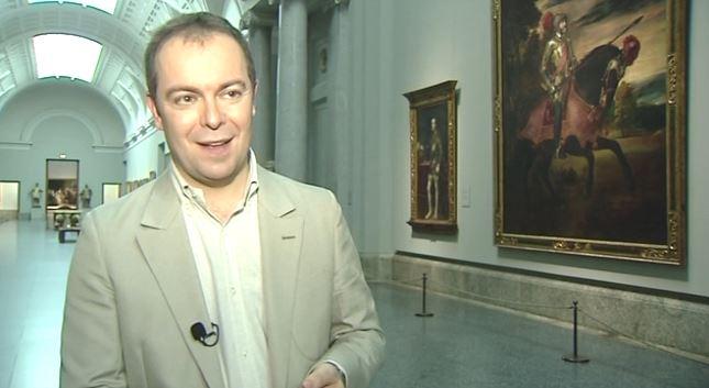 ANTENA3 - El Maestro del Prado es el pasaporte para venir al Museo