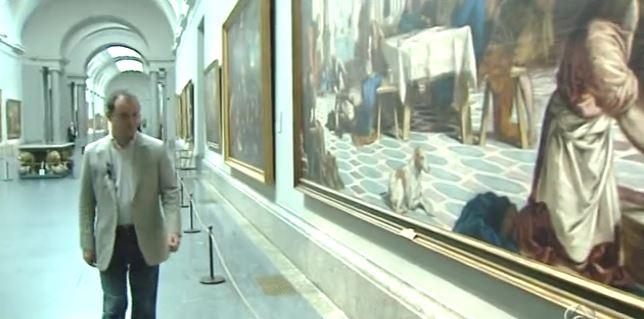 ANTENA3 Noticias - Un paseo por el Museo del Prado con Javier Sierra