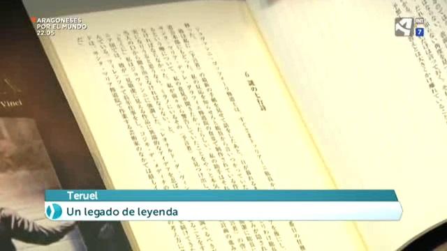 ARAGÓNTV - Aragón en abierto - Legado Javier Sierra