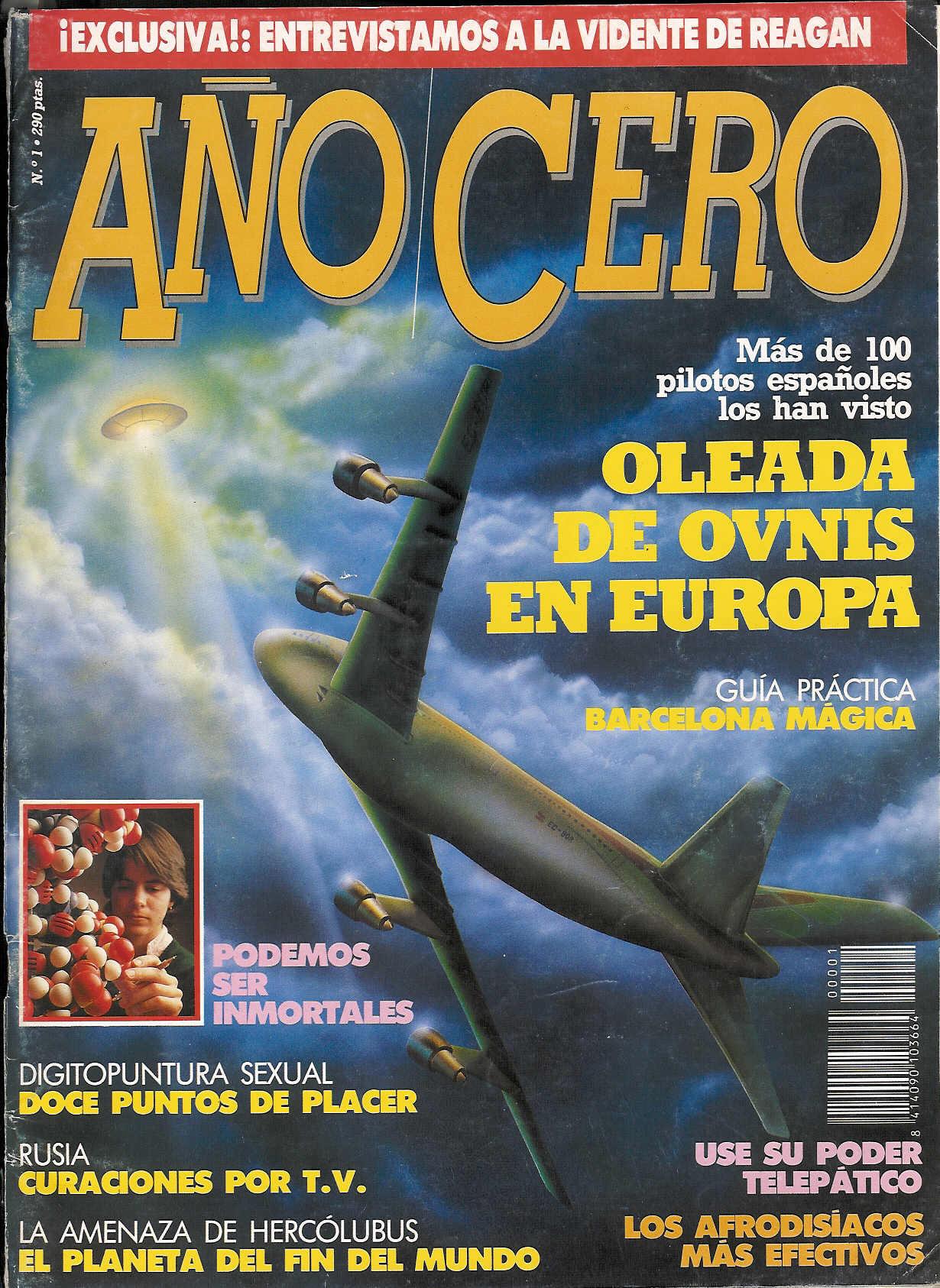 Año Cero, Julio 1991