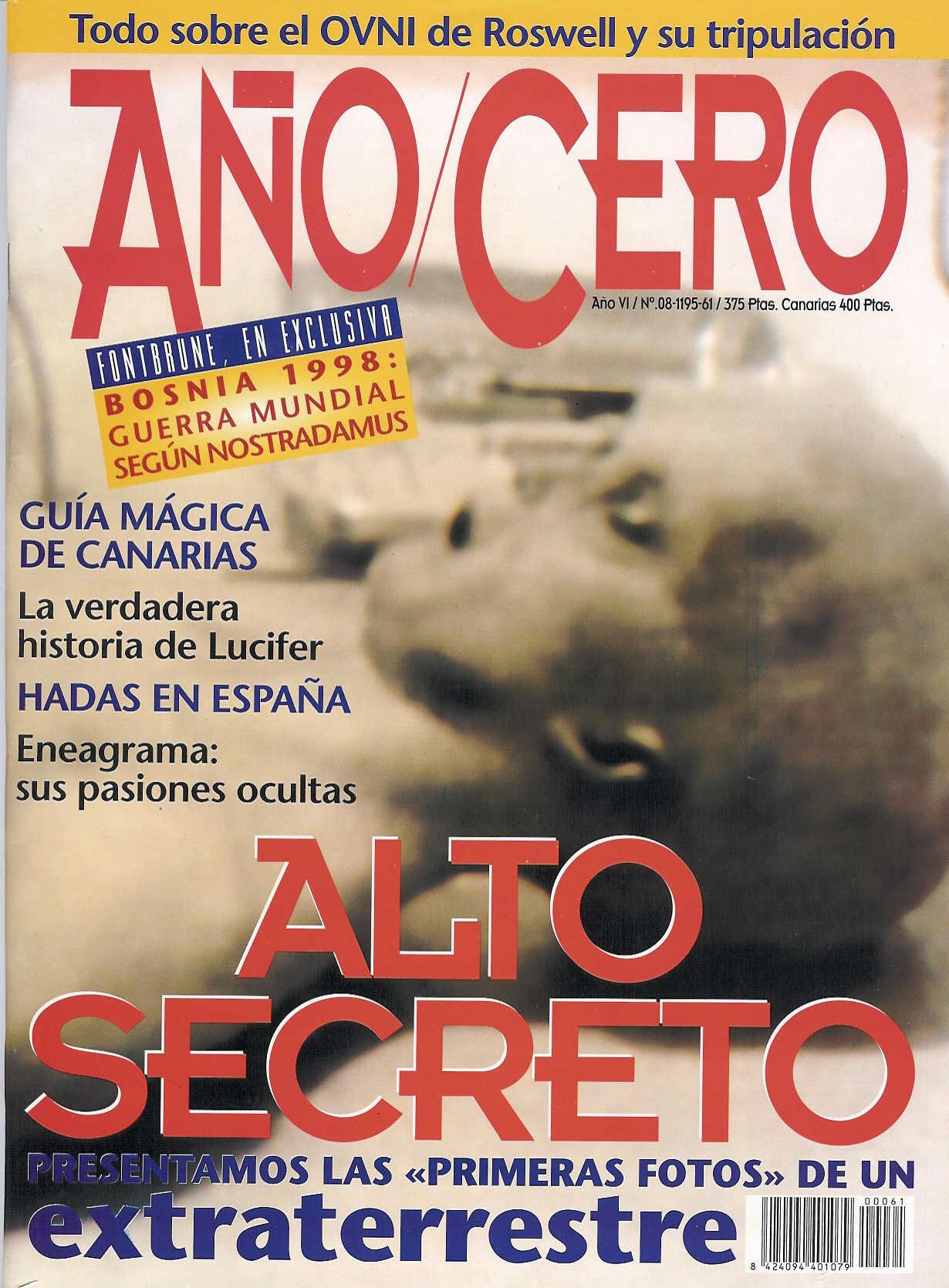 Año Cero, Agosto 1995