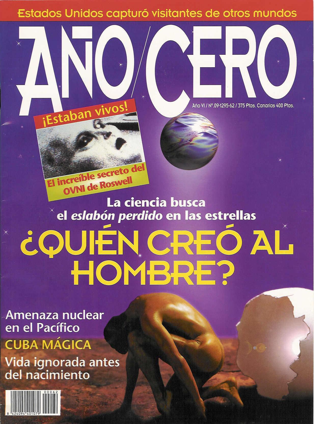 Año Cero, Septiembre 1995