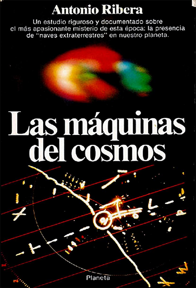 Antonio Ribera - Las máquinas del cosmos