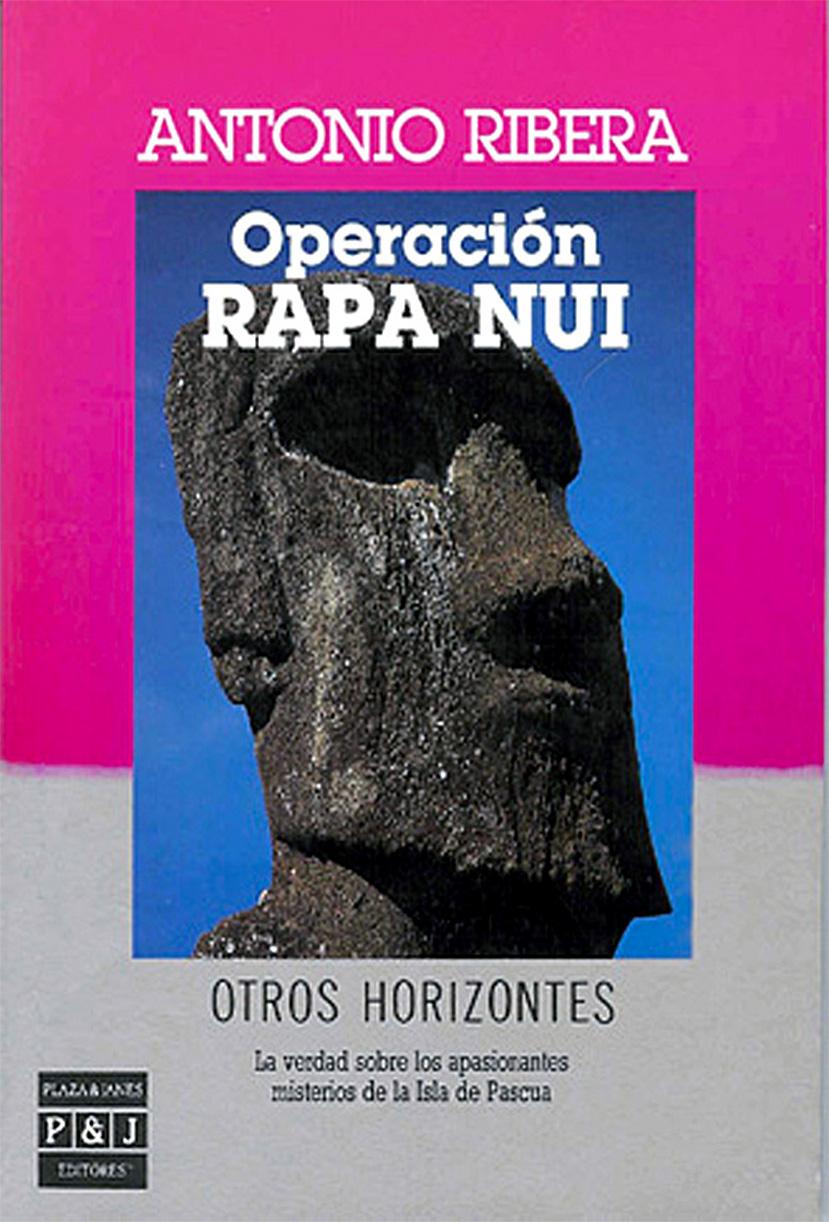 Antonio Ribera - Rapa Nui