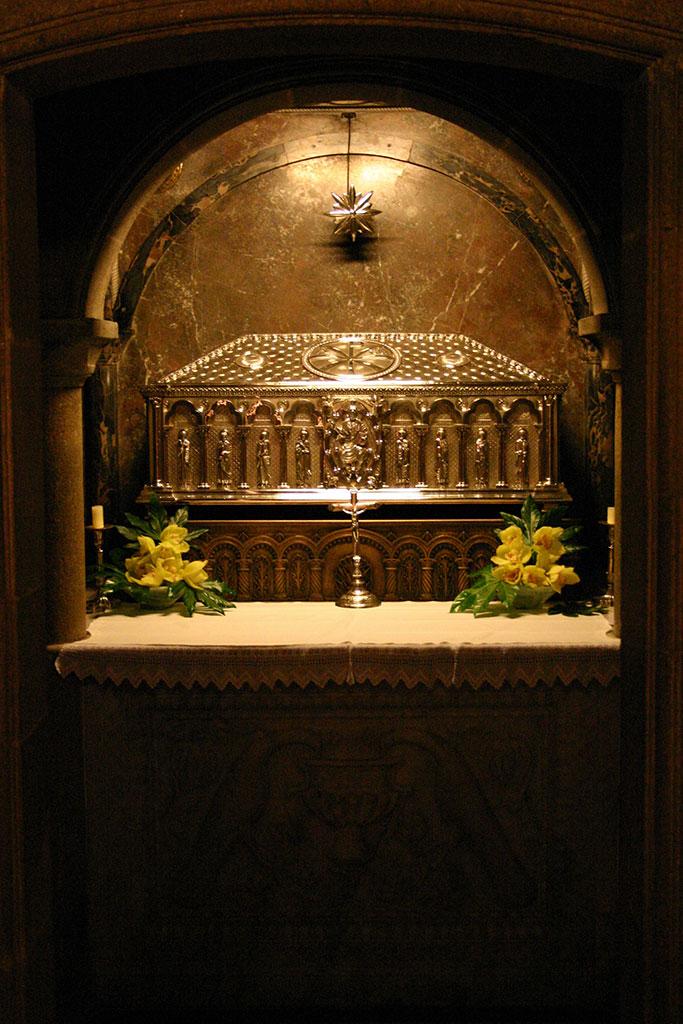Arca de Santiago