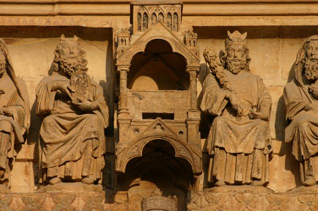 Arca de la Alianza en Amiens
