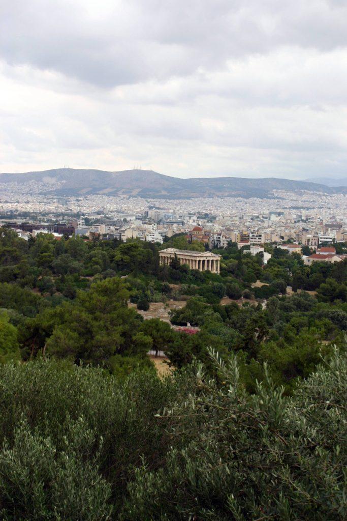 El Mensaje de Pandora - Atenas