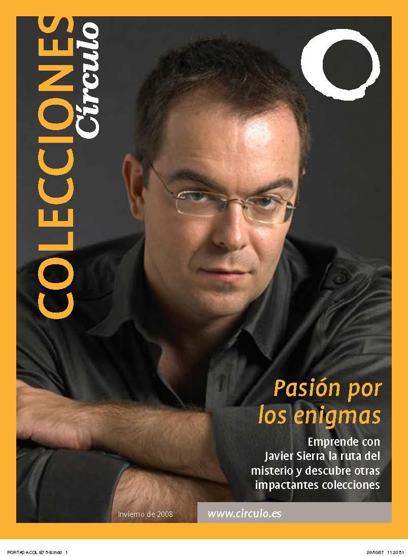 CIRCULO Portada colecciones 2008