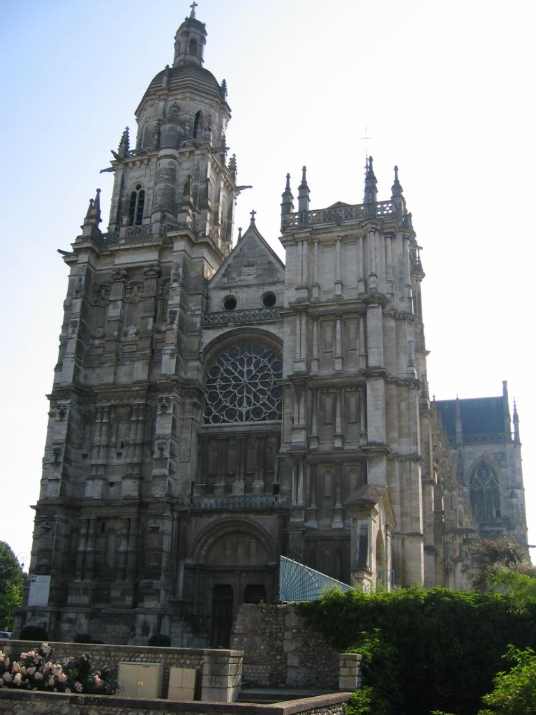 Catedral de Évreux