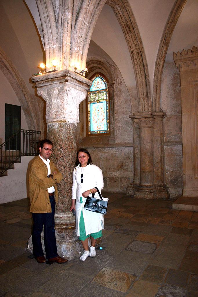 Cenacolo Javier y Zoé