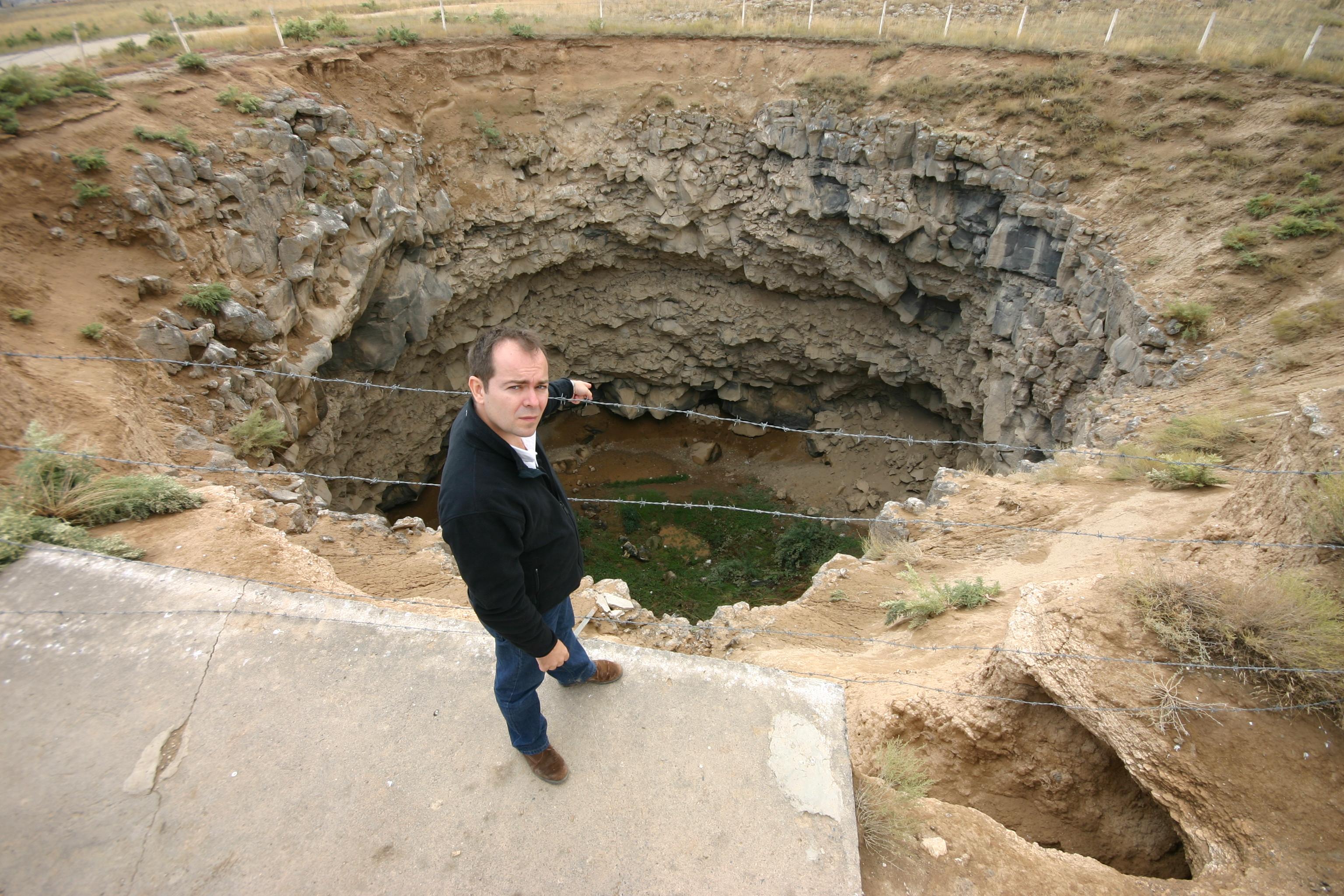 Cráter de Hallaç
