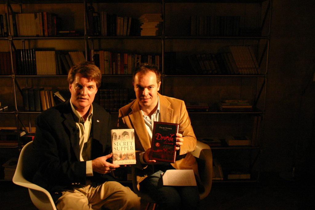 Dacre Stoker y Javier Sierra