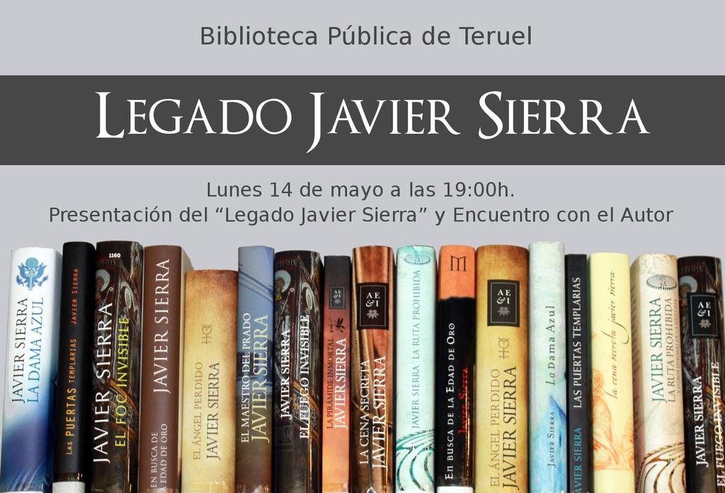 Teruel 14 de Mayo