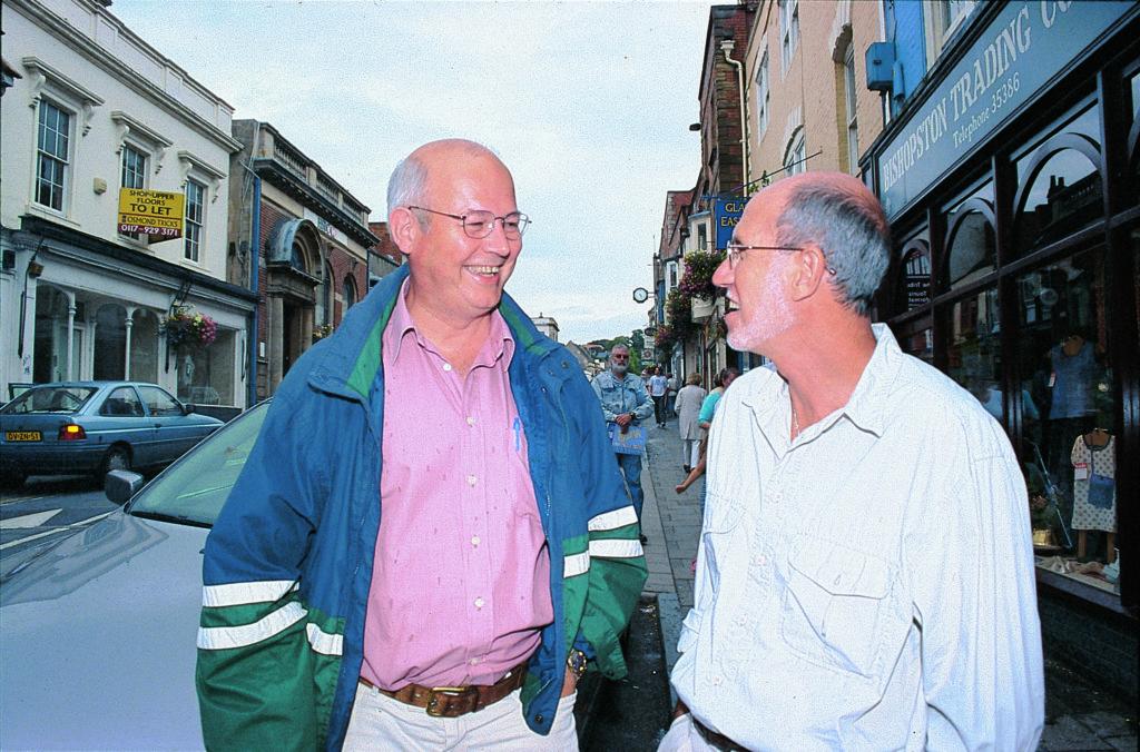 Adrian Gilbert y Robert Bauval