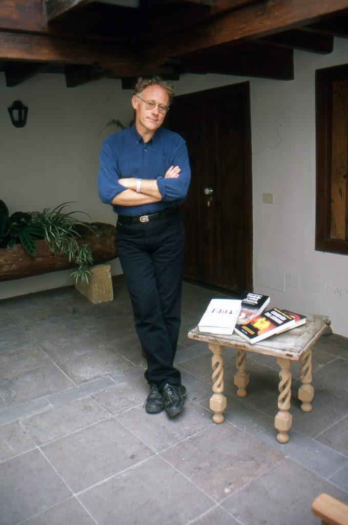 Graham Hancock en Tenerife