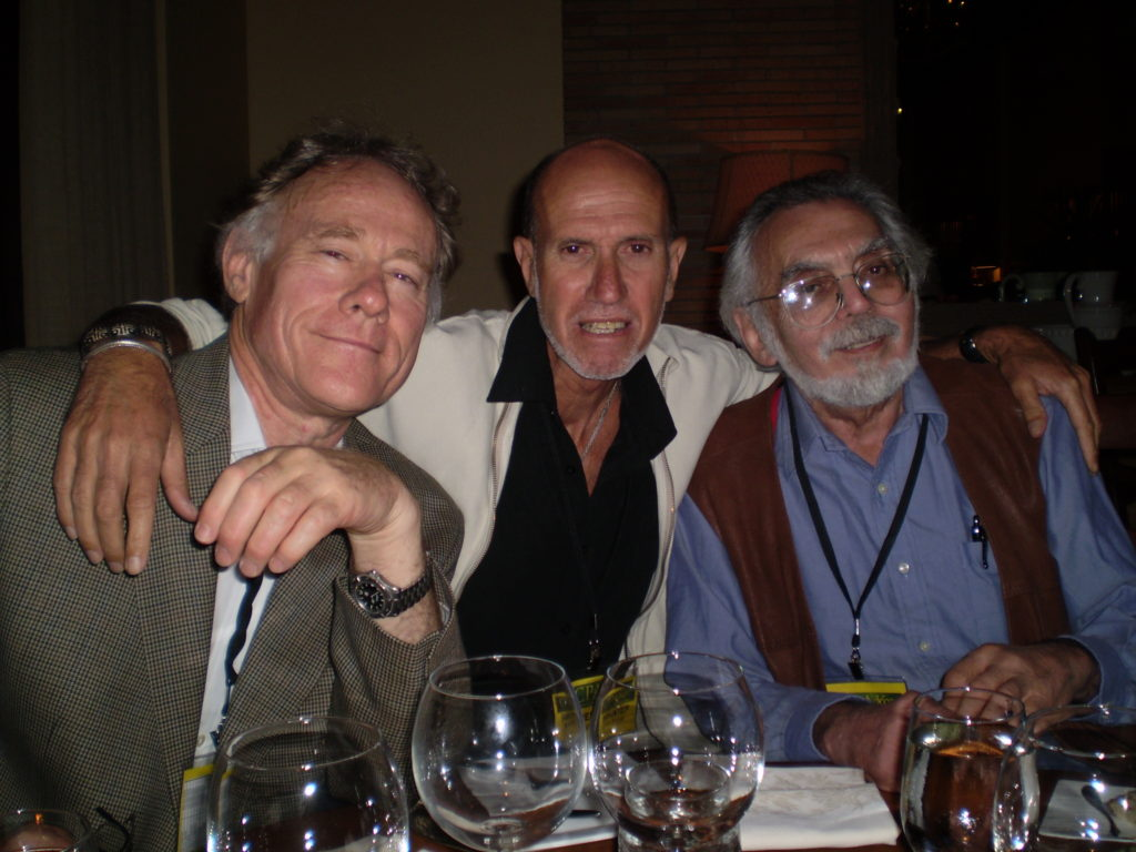 Graham Hancock, Robert Bauval y John Anthony West