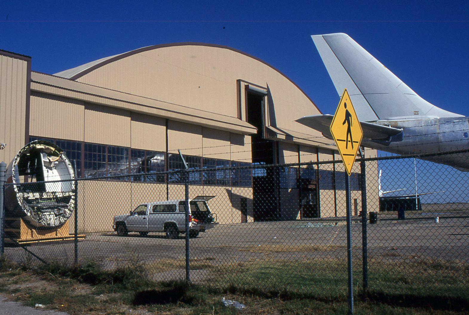 Hangar 84 - Roswell