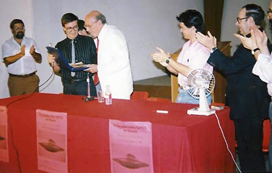 Homenaje a Antonio Ribera
