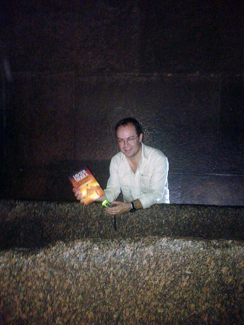 Cámara del Rey de la Gran Pirámide