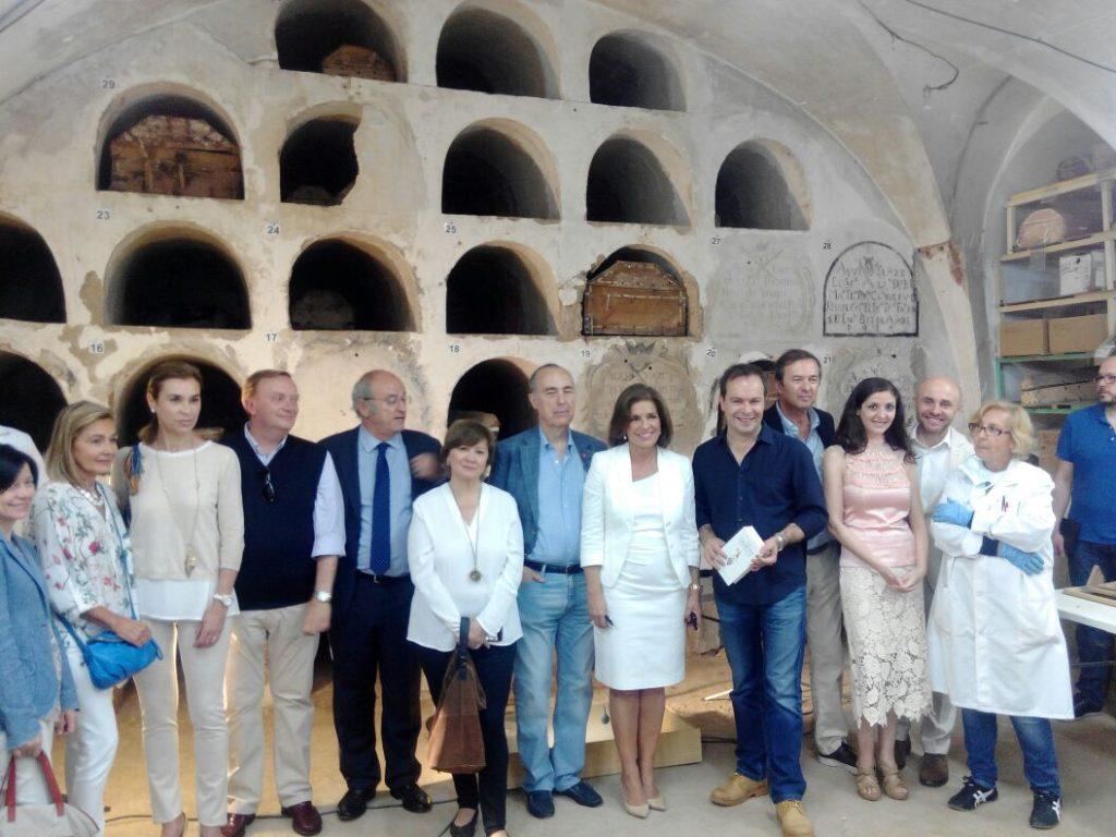 Cripta de Cervantes
