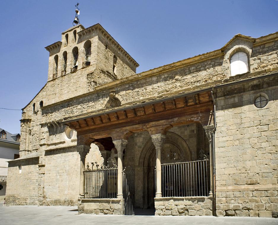 Catedral de San Pedro de Jaca (Huesca)