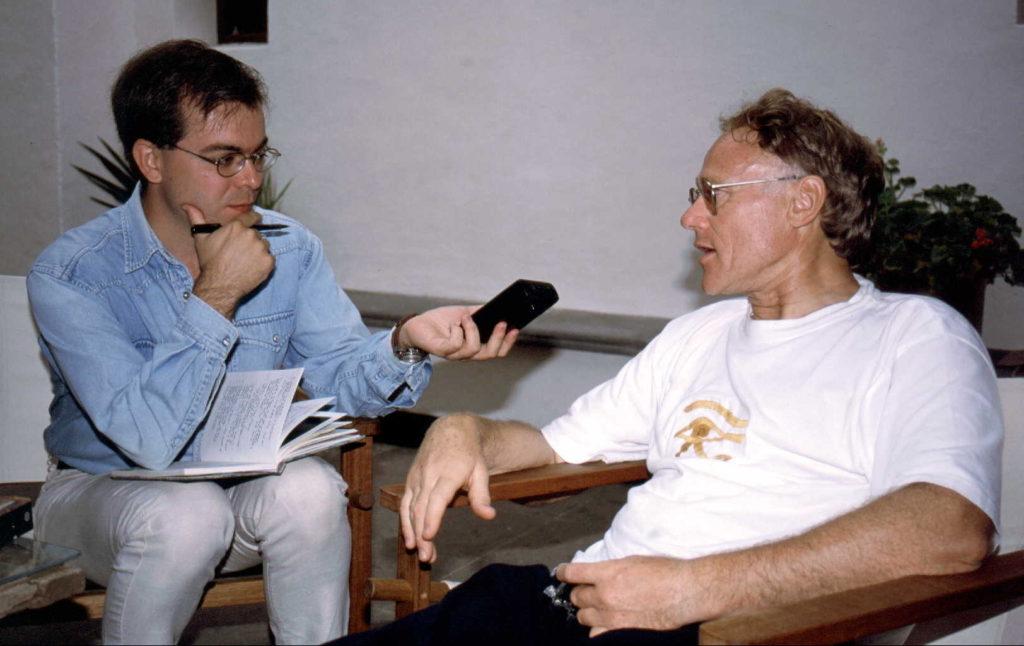 Javier Sierra y Graham Hancock