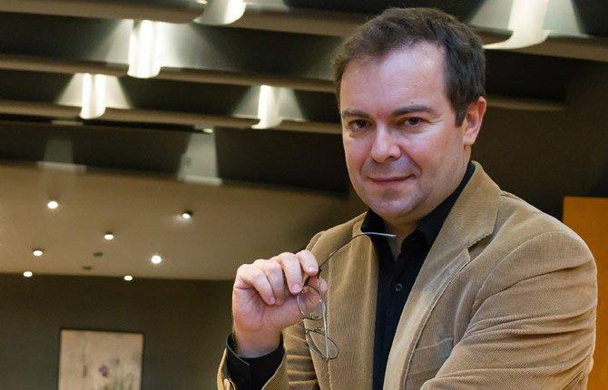 Javier Sierra conferencia Ávila